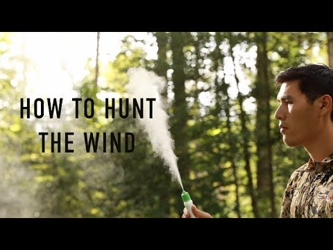 How To Hunt The WIND And DEFEAT A Deer's Sense Of Smell
