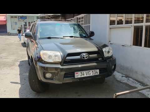 Toyota 4Runner 2006 12000$