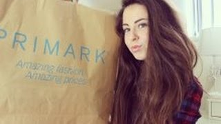 Primark Haul | September 2014 Thumbnail