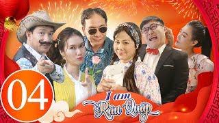 Phim hài 2020 - I AM RÂU QUẶP Tập 4 - Phim hài mới hay nhất | Quang Thắng, Đức Khuê, Minh Hằng