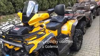 4. Silvestrovský výjezd Divočáků a přátel 30.12.2017
