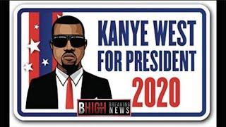 Kanye West Announces 2020 Presidential Run, Elon Musk Co-signs