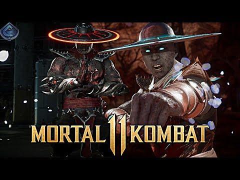 Mortal Kombat 11 Online - CRAZY HIGH DAMAGE KUNG LAO COMBOS!