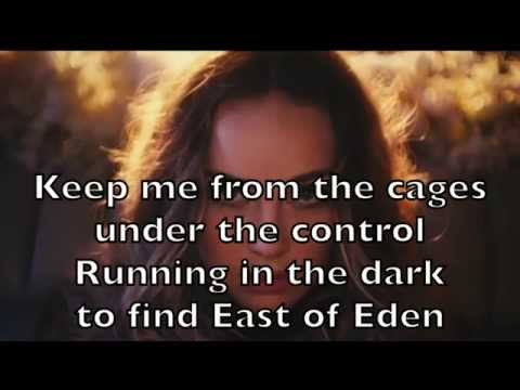 Zella Day - East of Eden Karaoke Cover Backing Track + Lyrics Acoustic Instrumental