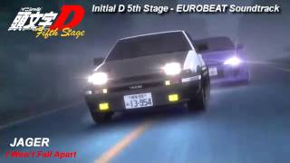 Repeat youtube video Initial D 5th Stage Soundtrack  I Won't Fall Apart