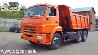 видео Камаз 65115 - технические характеристики (грузоподъёмность, расход топлива)