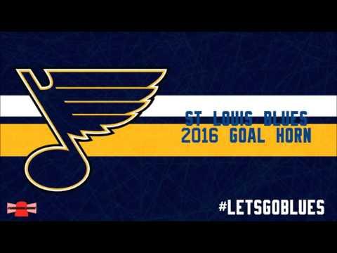 St Louis Blues 2016 Goal Horn