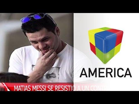 Detuvieron al hermano de Messi por tenencia ilegal de arma de fuego