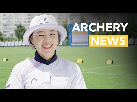 Chang Hye Jin 장혜진 talks about her perfect 30 in Shanghai [KOREAN, ENGLISH SUBTITLES] | Archery News