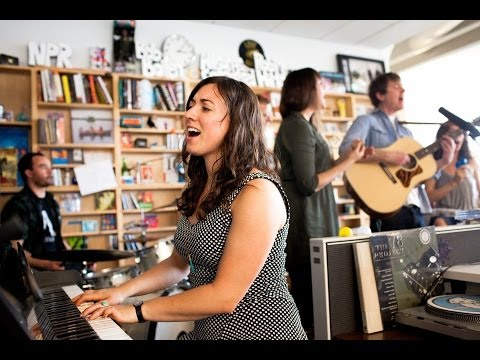Ages And Ages: NPR Music Tiny Desk Concert