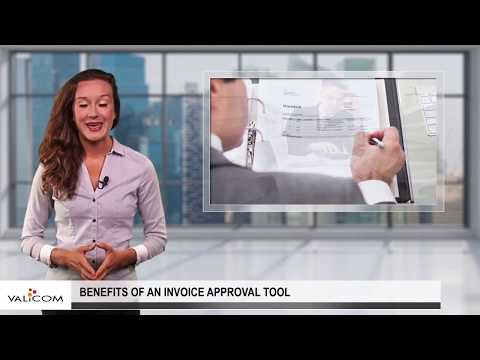 Benefits of an Invoice Approval Tool