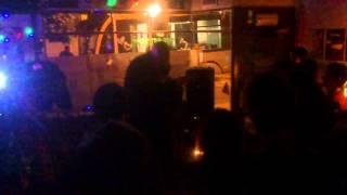 Ludo Mich feat Cobra Jaune, live in Bruxelles, 28 9 2015