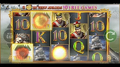 NAPOLEON Online Slot WILD ATTACK - AWESOME WIN!