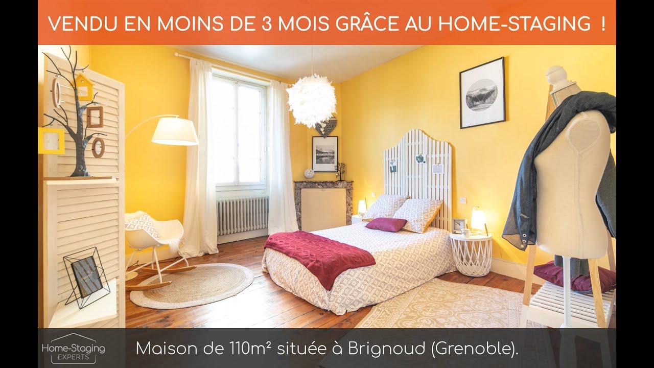 Agence Immobilière Home Staging maison vendue en moins de 3 mois grâce au home staging