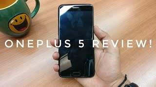 Oneplus 5 Review (July 2017) - Pros and cons!