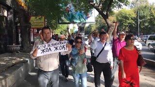 Азия: Китай ищет «третьи силы» в казахстанских протестах