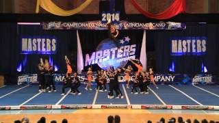 Level Five All Stars 4 Mixto - Masters 2014