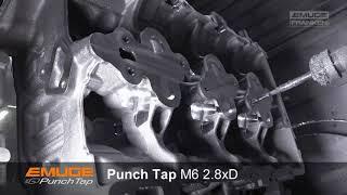 EMUGE Punch Tap - Serial Production Audi Hungaria / Serienproduktion bei Audi Hungaria