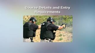 Certificate III in Security Operations – Preparing You for a Proud Career