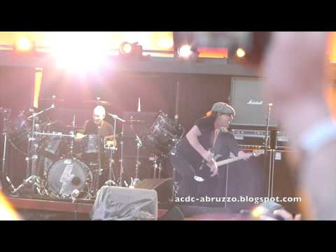 AC/DC HIGH VOLTAGE Zurich 7 June 2015 - Letzigrund Stadium