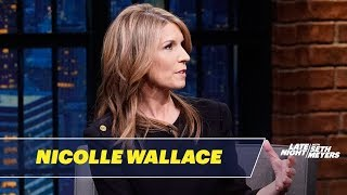 Nicolle Wallace Says Trump
