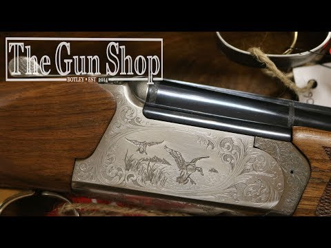 Webley & Scott 1000 series - The Gun Shop