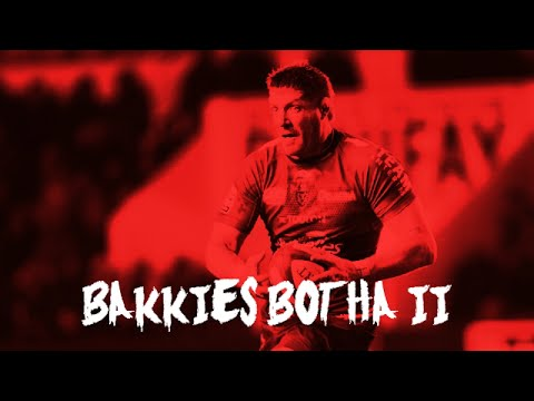 Bakkies Botha Tribute Toulon 2