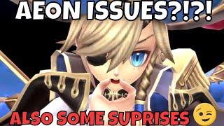 AEON ISSUES Let S Talk About It SUPRISES Elune