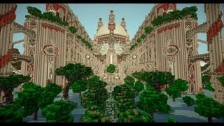 Minecraft Cinematic - Cathedral of Artium