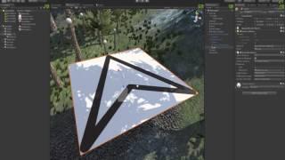 Unity 3D - Создание миникарты с метками, работа со слоями