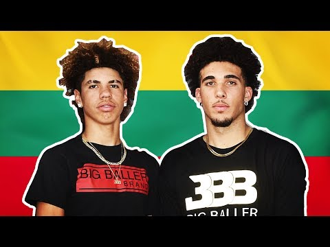 LiAngelo's & LaMelo's Futures Playing In Lithuania