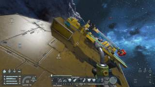 Space Engineers Down and Dirty Sorters, Connectors, Docking and Unloading