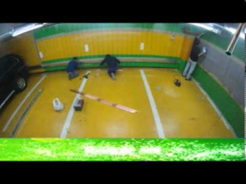 montar lavadero ecol gico de coches en parking subterr neo