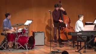 "Jazz Trio ""All By Myself"" by Irving Berlin"