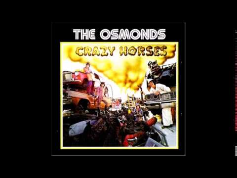 The Osmond Brothers -Girl - 1972 Crazy Horses Album