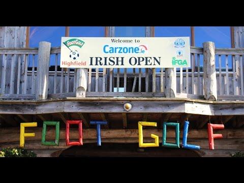 Irish FootGolf Open at Highfield Golf & Country Club