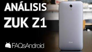 ZUK Z1: Análisis en español