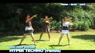 RAIN DROP SHOWER / HYPER TECHNO (VENUS)