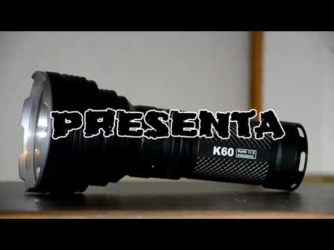 ACEBEAM K60 | 700MTS 5000 LUMENSSS | UNBOXING & OUTDOOR TEST | POWER THROWER & FLOOD FLASHLIGTH