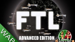 FTL Faster Than Light Advanced Edition Review - Worth a Buy?