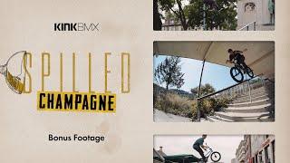 Spilled CHAMPAGNE - Kink BMX