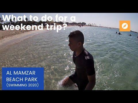 Al Mamzar Beach Park 2020