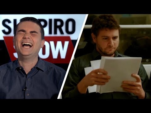Ben Shapiro Laughs Uncontrollably At Academic Race/Gender Journals Being Tricked Into Publishing Literal Nonsense