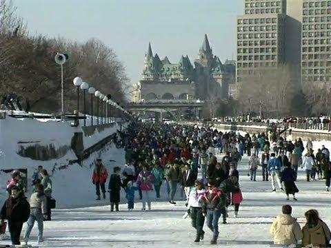 Ottawa, Ontario: Burt Wolf Travels & Traditions (#211)
