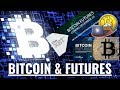 Bitcoin Futures Expiration and Price