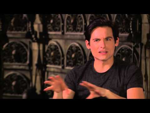 The Mortal Instruments: City Of Bones: Kevin Zegers On His Character 2013 Movie Behind the Scenes