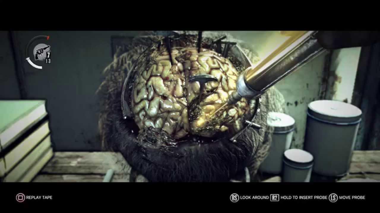 alpha brain flashback