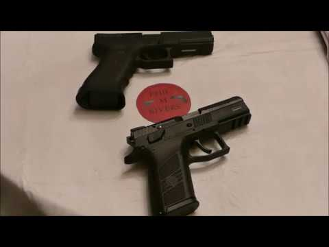 Comparing Apples to Oranges, A look at the Glock 17 vs CZ P07