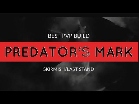 The Division 1.8.3  Best Solo PVP Build   Predator's Mark   Skirmish