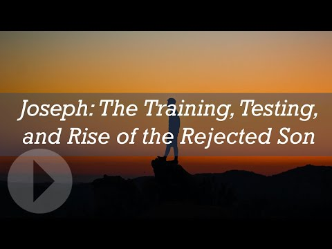 Joseph: The Training, Testing and Rise of the Rejected Son - John Lennox